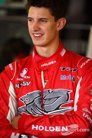 Endurance co-driver Nick Percat