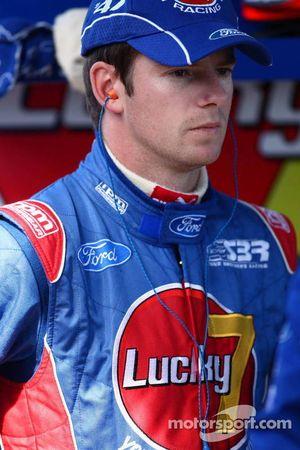 Endurance co-driver Daniel Gaunt