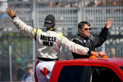 Tomy Drissi, Ford and Jeff Green, Smith Chevrolet