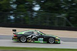 #98 JaguarRSR Jaguar XKR: PJ Jones, Rocky Moran Jr.