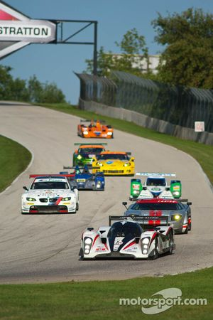 Turn 3 at Road America