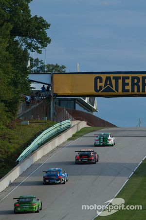 Climb to the Start-Finish at Road America