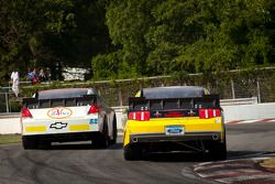 Louis-Philippe Dumoulin, Chevrolet en Marcos Ambrose, Petty Motorsport Ford