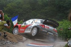 Petter Solberg en Chris Patterson, Citroën DS3 WRC, Petter Solberg Rallying