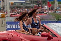 Lovely Bavaria girls