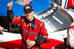 Race winner Alex Gurney