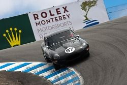 # 87 Cove Britton, Jaguar E-Type de 1964