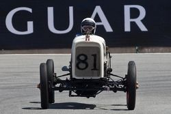 # 81 Bruce Hudkins, Ford Model T Speedster de 1922