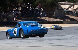 # 12 Bruce McCaw, 1961 Ferrari 250GT Sperimentale