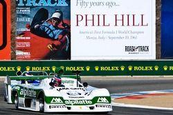 Road & Track, herdenking wereldtitel Phil Hill 50 jaar geleden