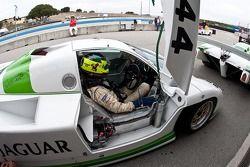 # 44 Rick Knoop, Jaguar XJR-5 de 1984