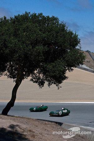 # 38 Bruce Miller, Lotus Eleven Le Mans de 1958