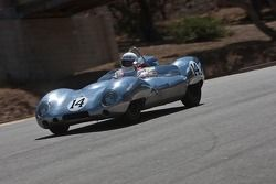 # 14 Jim Lawrence, Lotus 15 de 1958