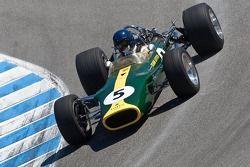 # 5 Chris MacAllister, Lotus 49 de 1967
