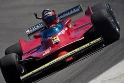 # 2 Bud Moeller, Ferrari 312 T5 de 1980