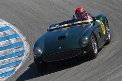 # 86 Bernard Juchli, 1955 Hagemann Jaguar Special, owned by Jay Leno