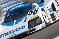 # 18 Robert Davis, 1991 Mazda 787