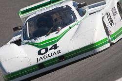 # 44 Rick Knoop, 1984 Jaguar XJR-5
