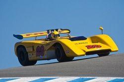 # 29 Tom Gardner, McLaren M8E de 1971