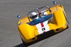 # 9 Bob Lee, McLaren M6B de 1968