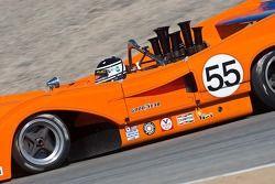 # 55 Wade Carter, 1972 McLaren M8-FP