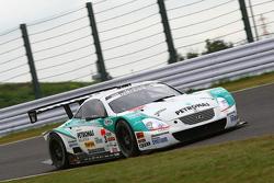 #36 PETRONAS TOM'S SC430: Andre Lotterer, Kazuki Nakajima