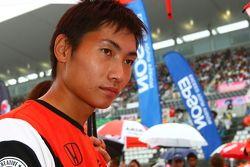 #8 ARTA HSV-010: Hideki Mutoh, Takashi Kobayashi