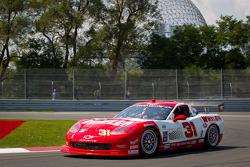 #31 Marsh Racing Corvette: Boris Said, Owen Kelly