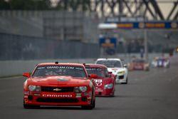 #07 Banner Racing Camaro GT.R: Mike Skeen, Gunter Schaldach