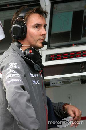 James Kay, Sauber F1 Team