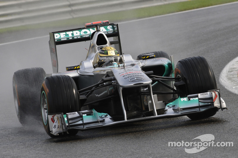 2011: Formel 1 in Spa-Francorchamps