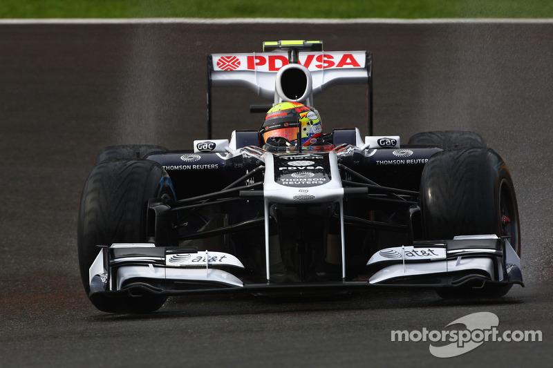 GP de Bélgica 2011 Calificación