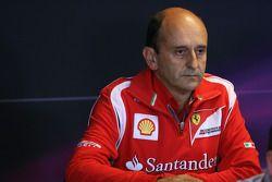 Лука Марморини, главный моторист Ferrari