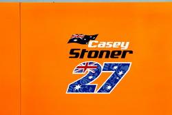 Señal, Casey Stoner, Repsol Honda Team