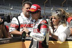 Deuxième place pour Ben Spies, Yamaha Factory Racing