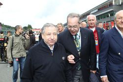 Jean Todt, Presidente de FIA
