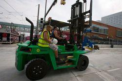 Track is still under construction