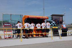 Команда Repsol Honda Team