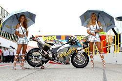 Мотоцикл Rizla Suzuki MotoGP