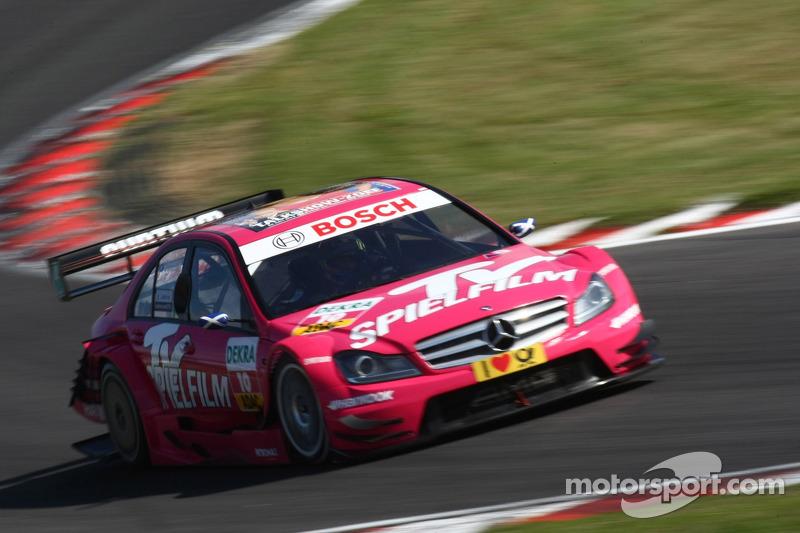 Susie Stoddart, Persson Motorsport