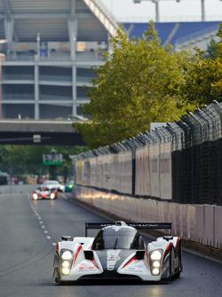 #6 Muscle Milk Aston Martin Racing AMR/Lola Coupe B08/62: Romain Dumas, Klaus Graf