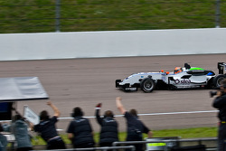 Pietro Fantin take his first win