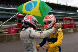 Felipe Nasr and Kevin Magnussen