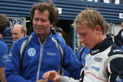 Trevor Carlin, Rupert Svendsen-Cook
