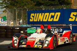 #37 Intersport Racing Oreca FLM09: Kyle Marcelli, Tomy Drissi