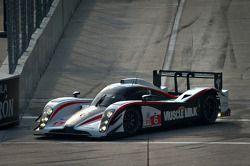 #6 Muscle Milk Aston Martin Racing AMR/Lola Coupe B08/62: Klaus Graf, Romain Dumas