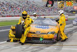 Pitstop Kyle Busch, Joe Gibbs Racing Toyota