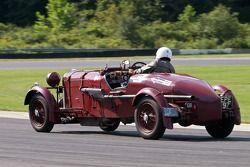 U. Daniel Ghose, 1936 Lagonda LG45 Team Car