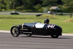 Jeff Jacobson, 1931 Morgan Super Aero