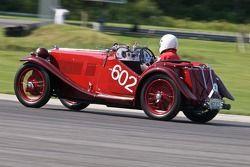 Chris Nowlan, 1933 MG L2 Magna